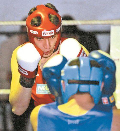 Aleksander Aleksic holte sich in Wien den ÖM-Titel. Foto: VN/ds