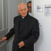Mehrerau-Prozess: Altabt Kassian Lauterer gibt Fehler zu