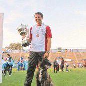 Bronze für Vorarlberger bei der Hundesport-WM