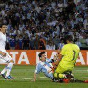 Messi mit Gala-Auftritt bei 3:0-Sieg