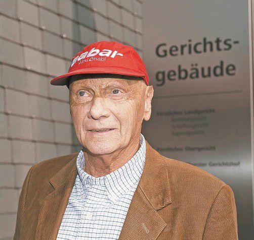 Auch der Formel-1-Legende Niki Lauda fielen die Geschäfte mit dem mutmaßlichen Anlagebetrüger Michael Seidl auf den Kopf. Foto: D. Mathis