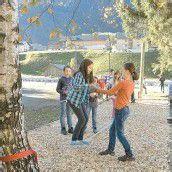 Pausenplatz für Volksschüler in Au verbessert
