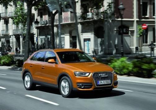 Audi wächst vor allem in den USA und China. Foto: werk