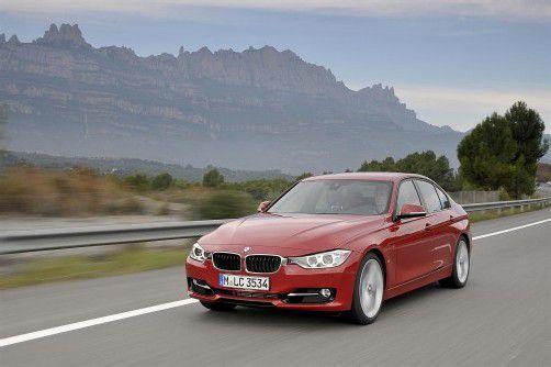 BMW-Modelle finden derzeit reißenden Absatz. Foto: bmw