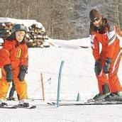 Skilehrer für Kompromiss