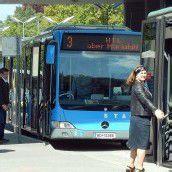 Bregenz spart beim Stadtbus ein