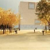 Stadt zeigt heute Pläne für Kornmarktplatz