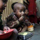 Digitale Ernährungshilfe im Kampf gegen Hunger