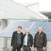 Solar-Sparbuch für die Bürger in Lustenau