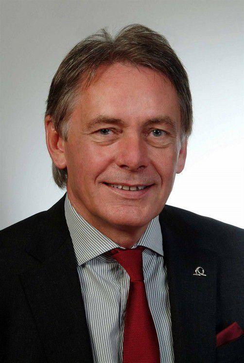 Bruno Hutter, Uniqa-Landesdirektor Vorarlberg. Foto: Uniqa