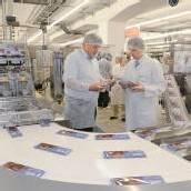 Schokoladenwerk rüstet Standort auf