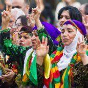 Kurden demonstrieren in Dornbirn für Öcalan