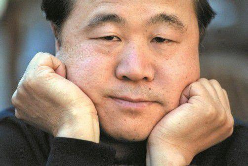Chinese Mo Yan ist neuer Literatur-Nobelpreisträger. Foto: AP