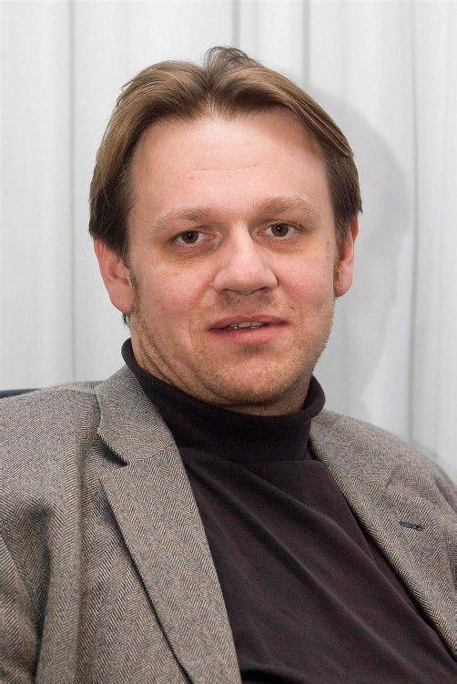 Christoph Thoma übernimmt das Stadtmarketing Bregenz. Foto: vn