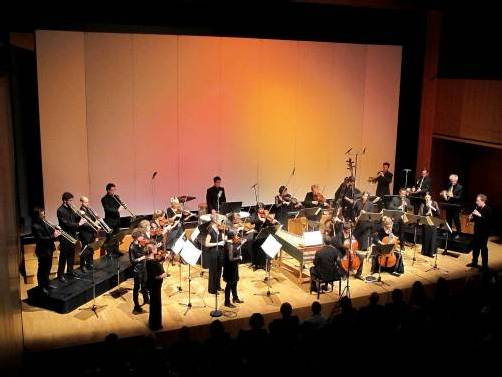 Concerto Stella Matutina feierte fünfjähriges Bestehen. Foto: JU