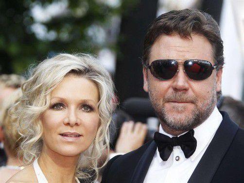 """Crowe und Spencer lernten sich vor 22 Jahren am Filmset von """"The Crossing"""" kennen, waren aber vor der Heirat zwischenzeitlich getrennt. REUTERS"""