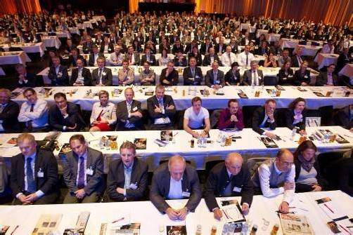 Das 29. Vorarlberger Wirtschaftsforum findet heuer am 8. November im Festspielhaus Bregenz statt. Foto: VN/Hartinger