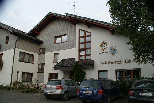 """Das Pflegeheim """"Johann-Georg-Fuchs-Haus"""" in Langenegg wird neu gebaut – wenn die Finanzierung abgeklärt ist, wird der Zeitplan erstellt."""