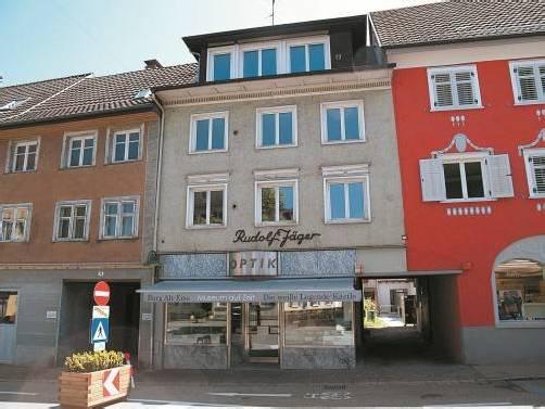 Das Projekt Marktstraße 14 in Hohenems sollte von Bauträger Schertler-Alge und der Stadt Hohenems entwickelt werden. Foto: Stadt Hohenems
