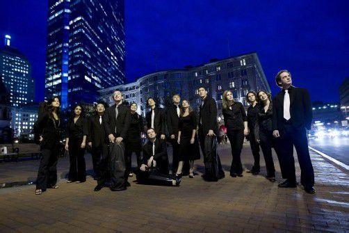 Das amerikanische Kammerorchester A Far Cry tritt erstmals in Europa auf. Zum Auftakt der Bregenzer Meisterkonzerte gastiert das Orchester im Bregenzer Festspielhaus. foto: yuun s. Byun