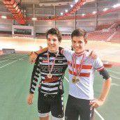 Dennis Wauch (l.) und Patrick Konrad. Fotos:privat