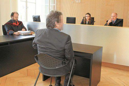 Der 62-Jährige zeigte sich im Landesgericht umfassend geständig. Foto: vn/hofmeister