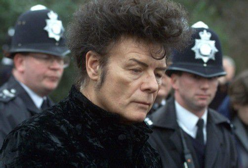 Der 68-jährige Ex-Popstar wurde gestern Morgen in London von der Polizei festgenommen. Foto: AP