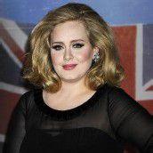 Adele brachte Bub zur Welt