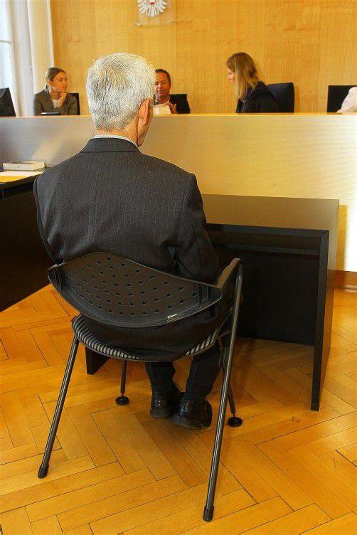 Der Pensionist wurde am Freitag schuldig gesprochen. Foto: hofmeister
