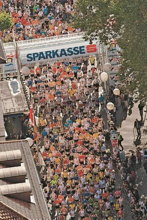 Der Startschuss zum Marathon erfolgt morgen in Lindau.