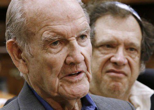 Der frühere US-Senator McGovern wurde 90 Jahre alt. Foto: Reuters