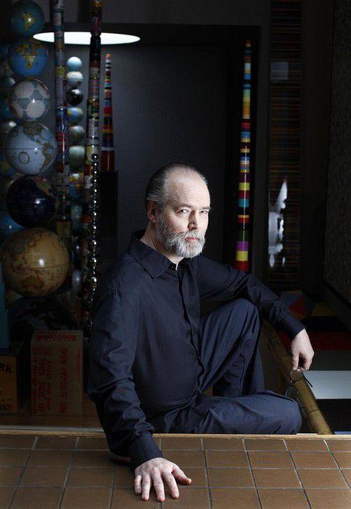 Der kanadische Autor Douglas Coupland liest heute im Bregenzer Kunsthaus. foto: kunsthaus/Coupland