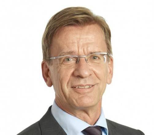 Der neue Mann an der Spitze von Volvo: Håkan Samuelsson.