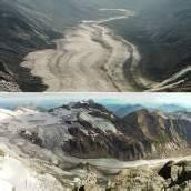 Österreichs Gletscher sind wieder stark geschmolzen