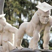 Politiker als nackte Affen