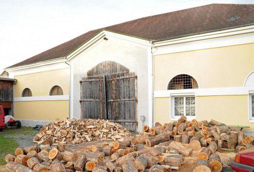 """Die """"Zuschg"""" in Fußach wurde 1785 errichtet."""