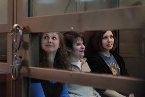 Die Anwälte hoffen auf einen Freispruch für Russlands bekannteste weibliche Gefangene. Foto: AP