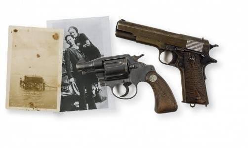 Die Auktion war erfolgreich – beide Waffen wechselten die Besitzer.
