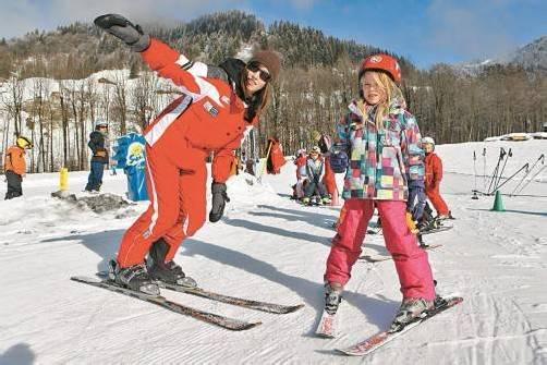 Die Aussichten auf eine ruhigere Wintersaison haben sich bei den Skilehrern deutlich verbessert. Foto: l. berchtold