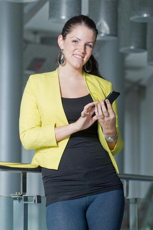 Die Internetnutzung über mobile Geräte wird immer beliebter. Foto: VN