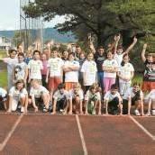 Rekord beim Kindermarathon