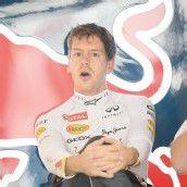 Vettels Freitag war nicht schlecht
