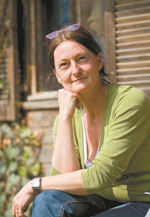 Die Vorarlberger Schriftstellerin Gabriele Bösch hat ihr zweites Buch vorgelegt. Foto: VN