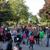 Altach: Umbau von Pausenplatz schreitet voran