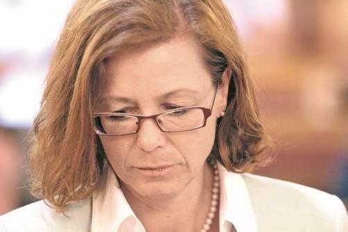 Die Zeit der Ungewissheit geht für Kornelia Ratz weiter. Wird ihre unbedingte Strafe auf über ein Jahr erhöht, muss sie ins Gefängnis. Foto: VN