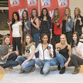 Hübsche Vielfalt bei der Wahl zur Miss Vorarlberg