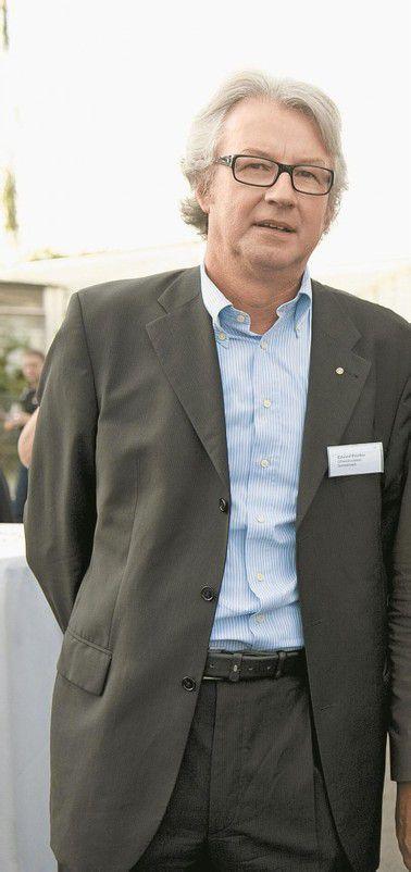 Eduard Fischer ist Vizepräsident der WKV. Foto: VN/Rhomberg