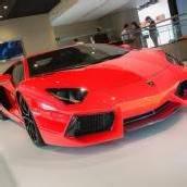 Lamborghini als Sprit-Sparer