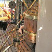 Ein Teekessel wird auch künftig auf dem Dampfkessel thronen.