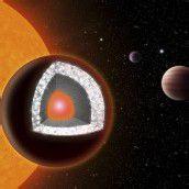 Diamant-Planet von US-Forschern entdeckt